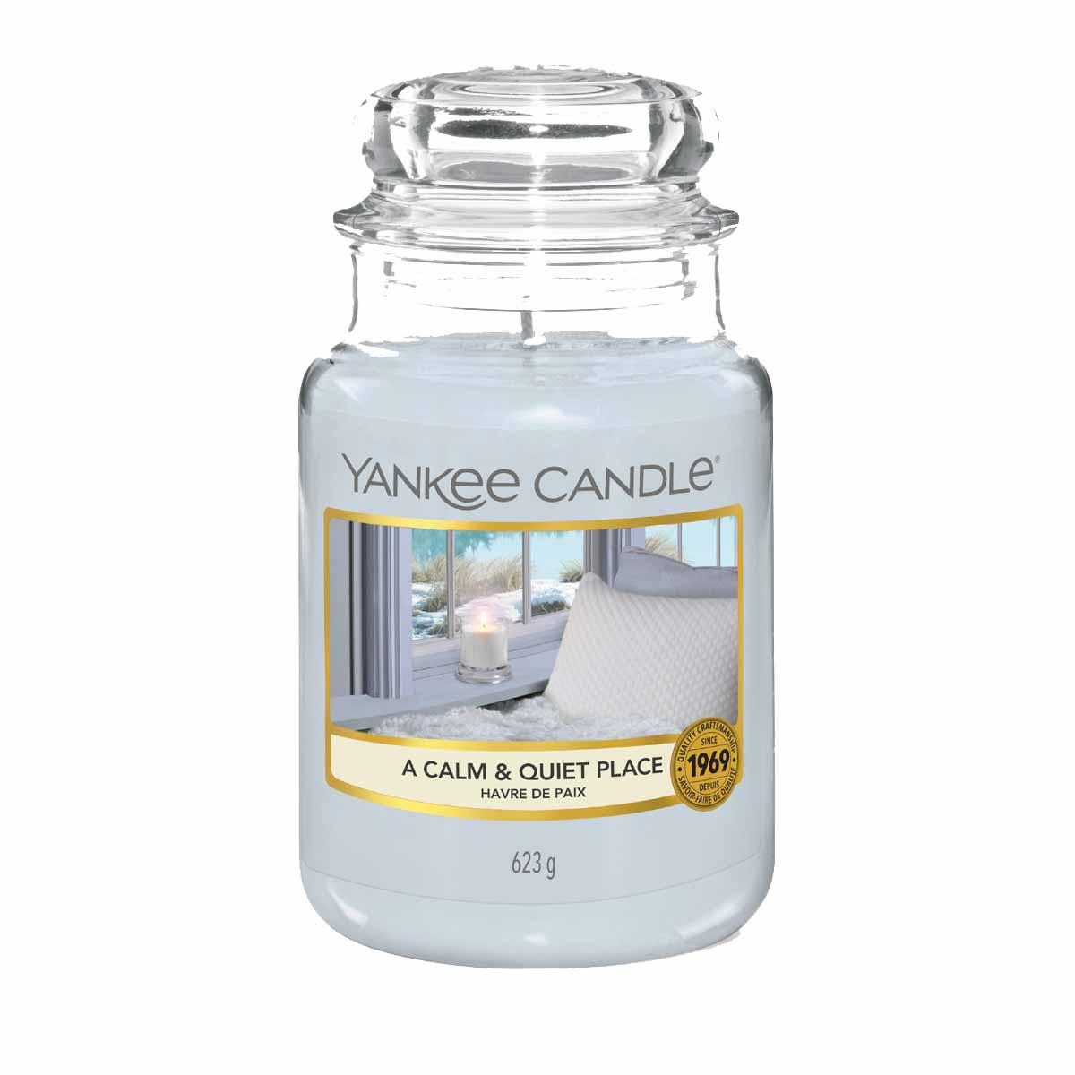 Yankee Candle A Calm & Quiet Place Giara Grande