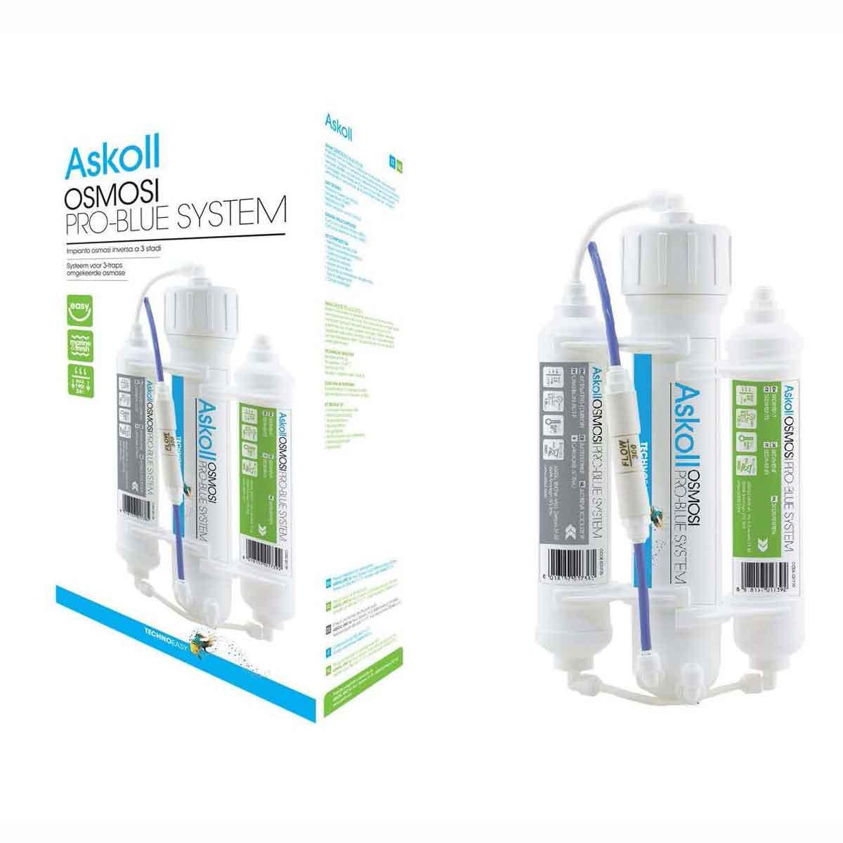 Askoll Osmosi Pro-Blue System 3 Stadi