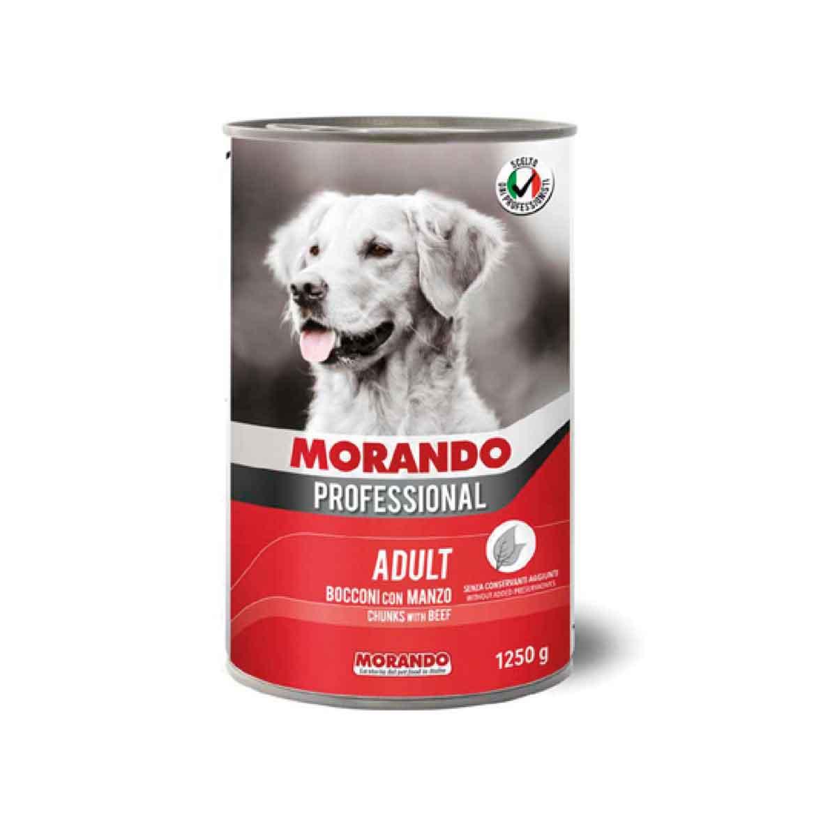Morando Professional 1.250 g