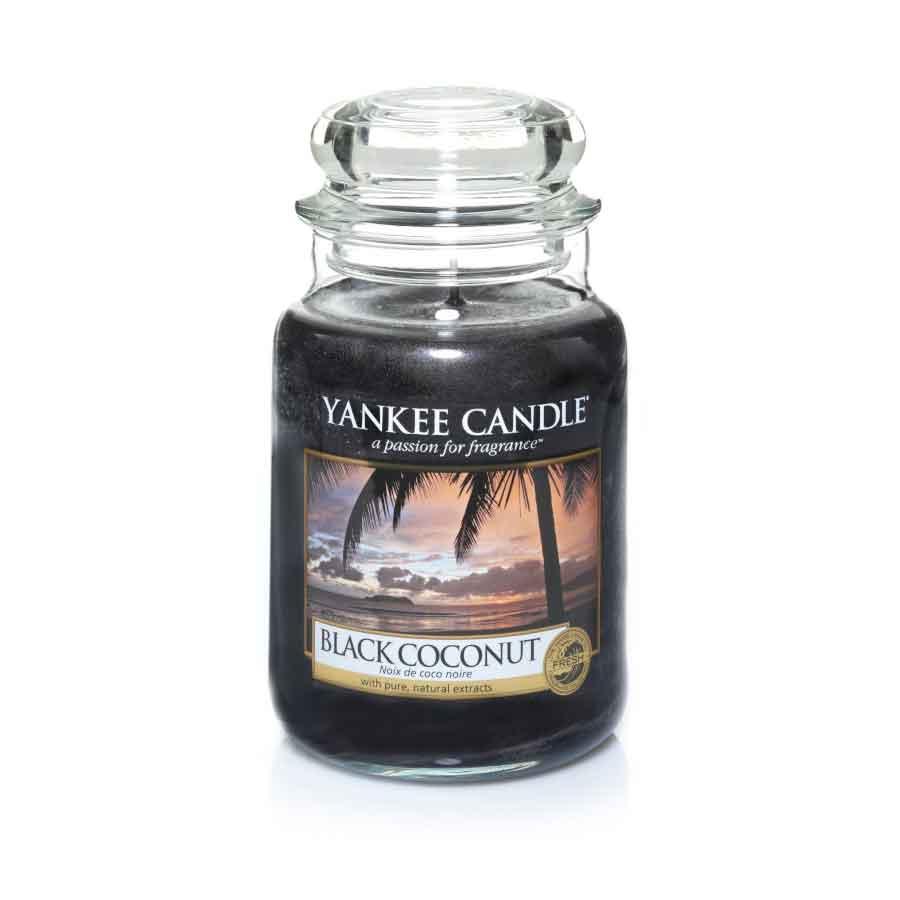 Yankee Candle Black Coconuts Giara Grande