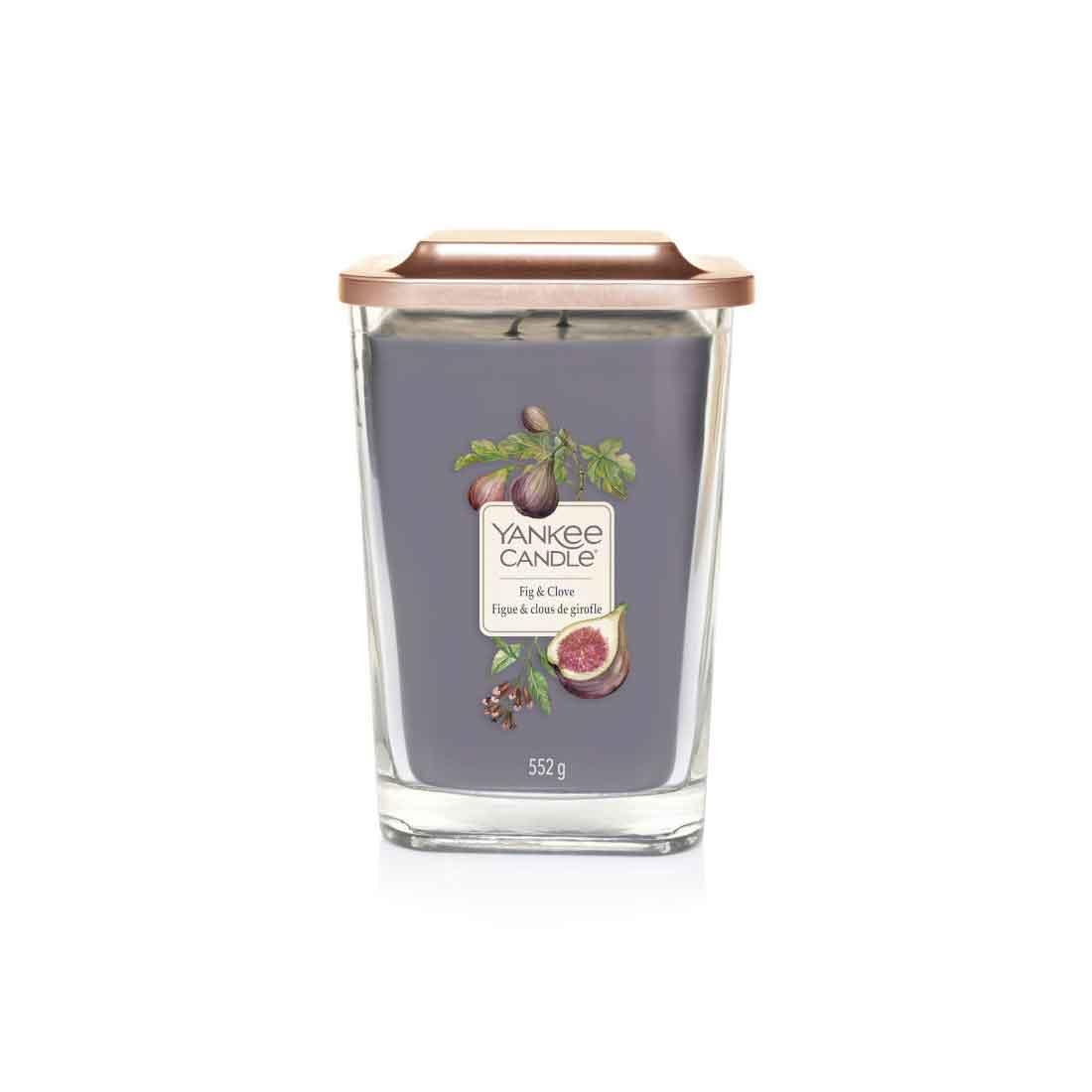 Yankee Candle Fig & Clove Giara Grande
