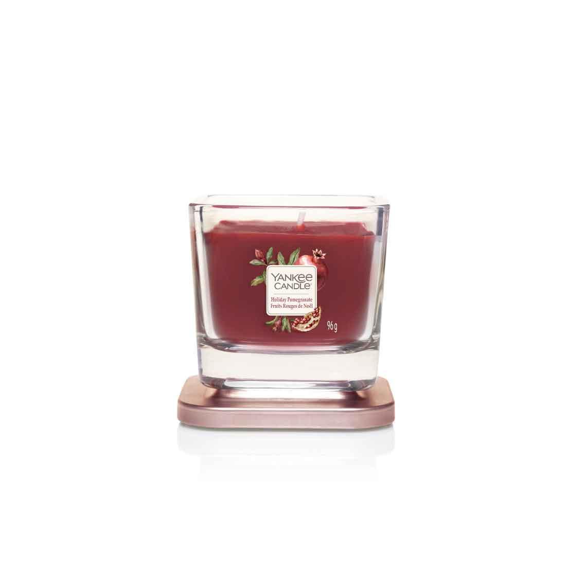 Yankee Candle Holiday Pomegranate Giara Piccola
