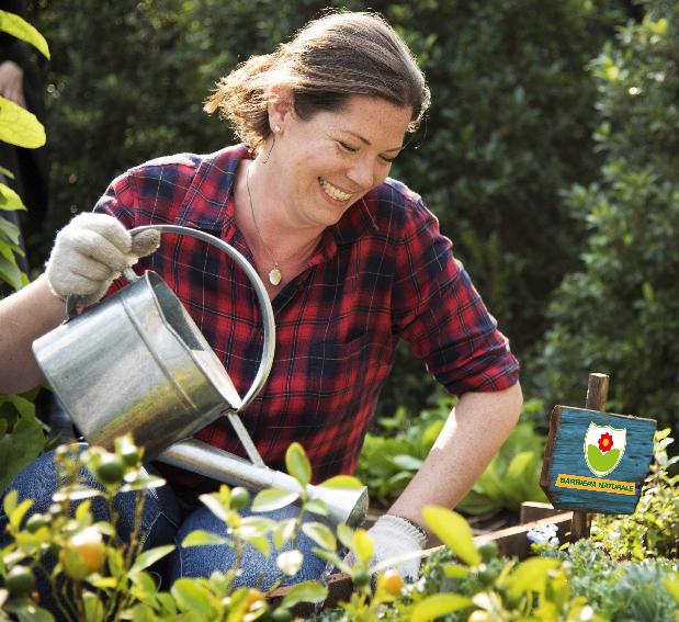 Prendersi cura delle piante in modo naturale