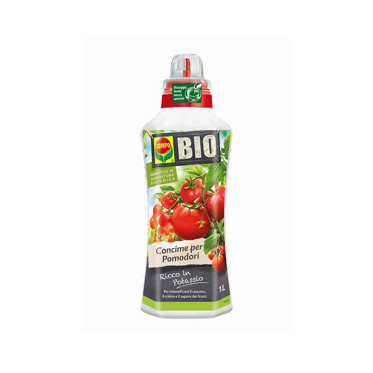 Compo Concime Bio per Pomodori