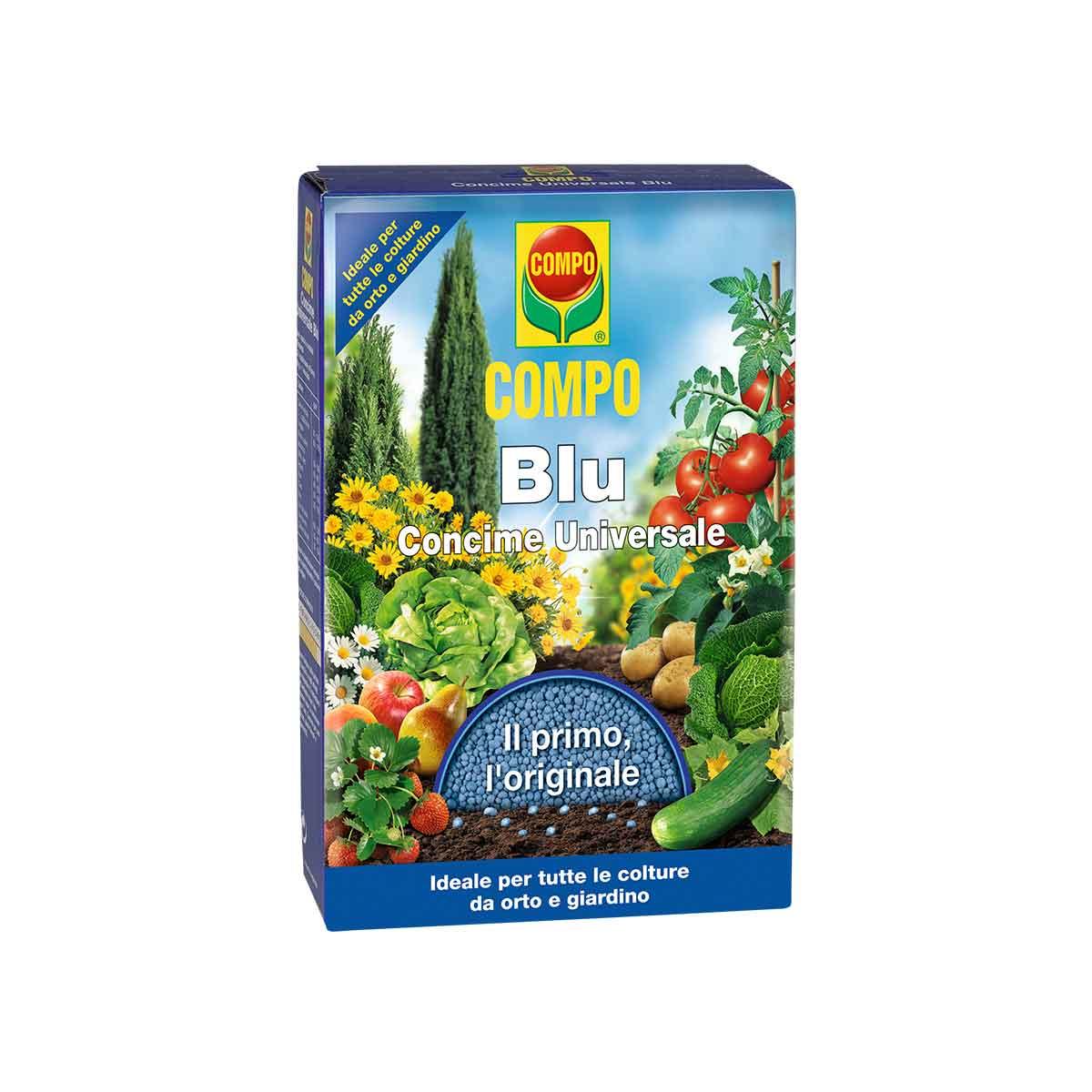 Compo Concime NPK+ BLU Universale 1kg