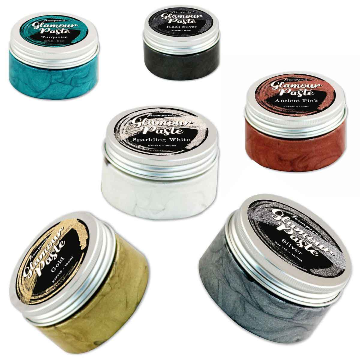 Linea Forest – Glamour Paste effetto lucido