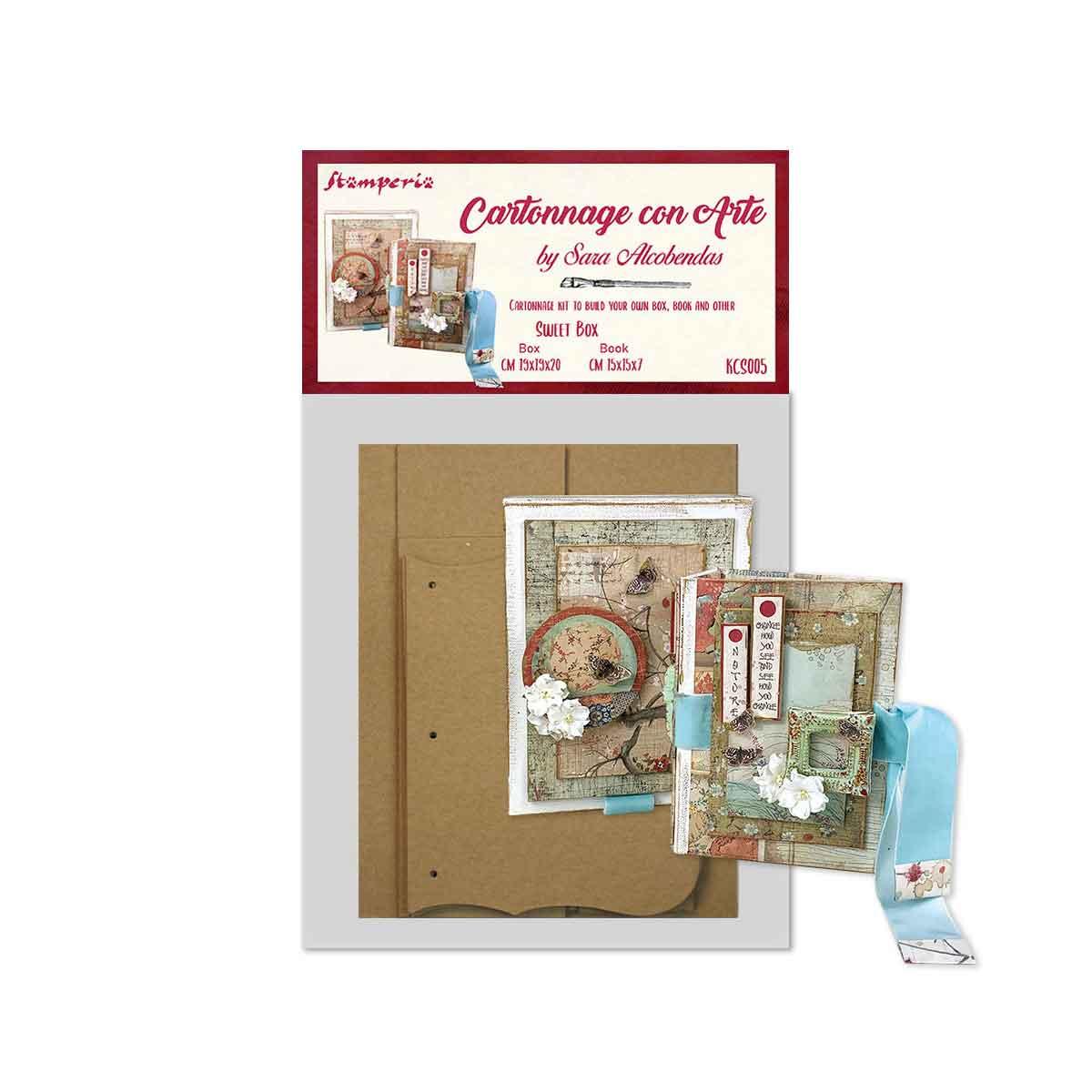 Linea Imagine Cartonage Sweet box