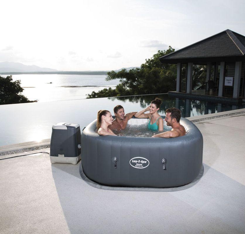 BESTWAY Lay-Z Spa Hawaii Hydrojet Pro
