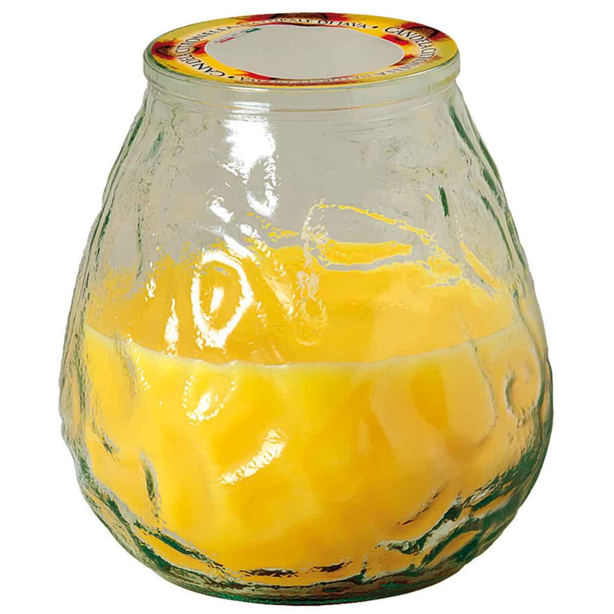 Flortis Bicchiere anti zanzare in vetro
