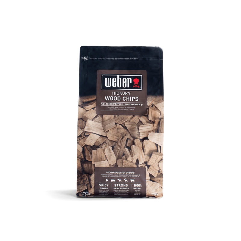 WEBER Chips per affumicatura gusto Hickory