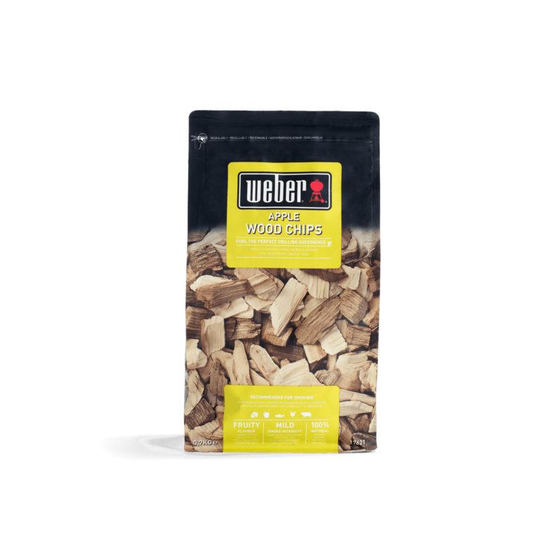 WEBER Chips per affumicatura alla Mela