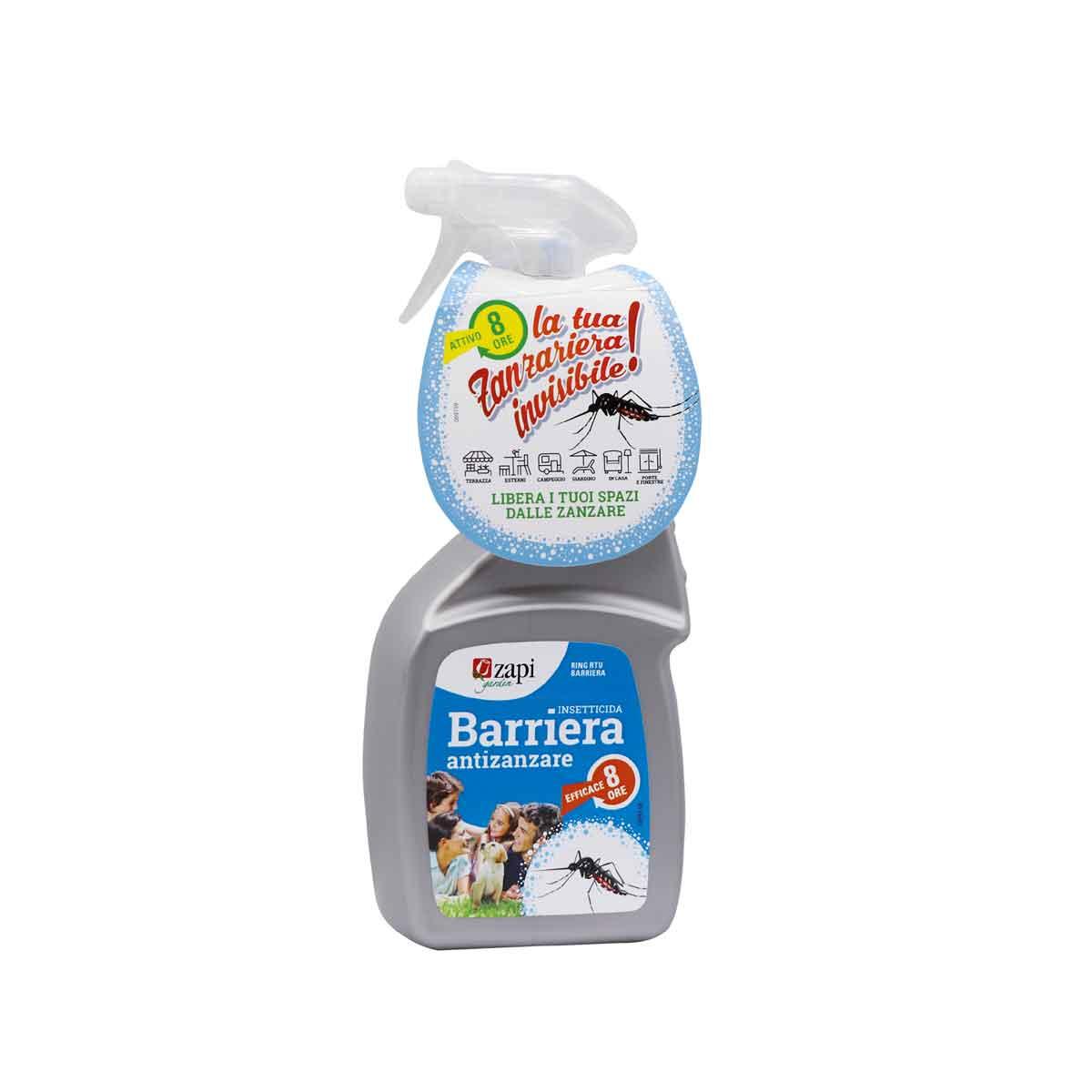 Zapi zanzare barriera insetticida 400 ml