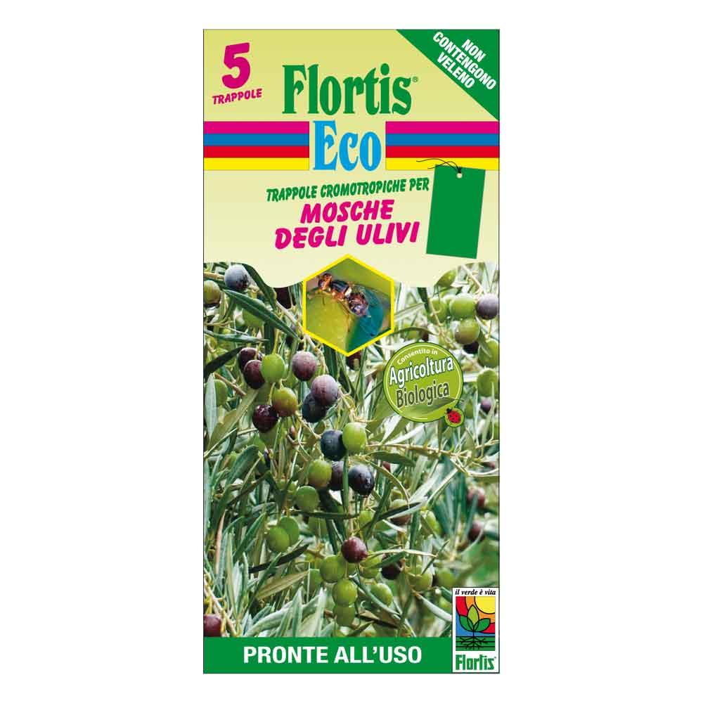 Flortis trappola cromotropica verde