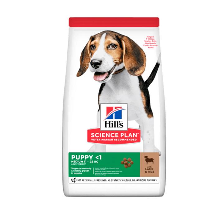 Hill's Science Plan 12 kg Puppy Medium