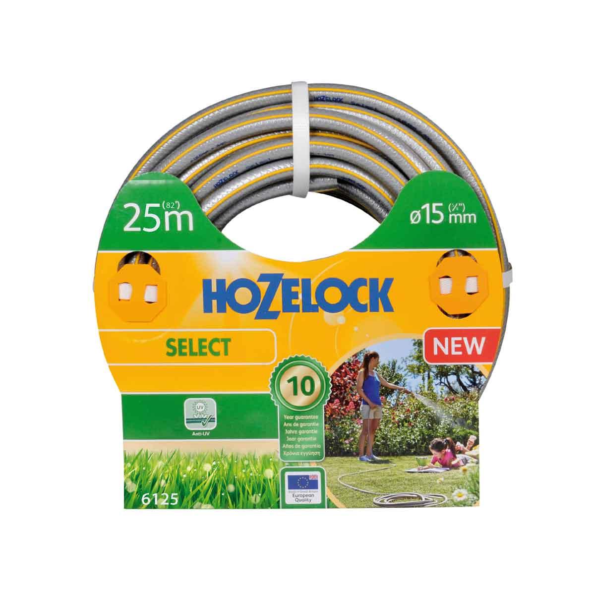 Hozelock Tubo per irrigazione Select 25mt
