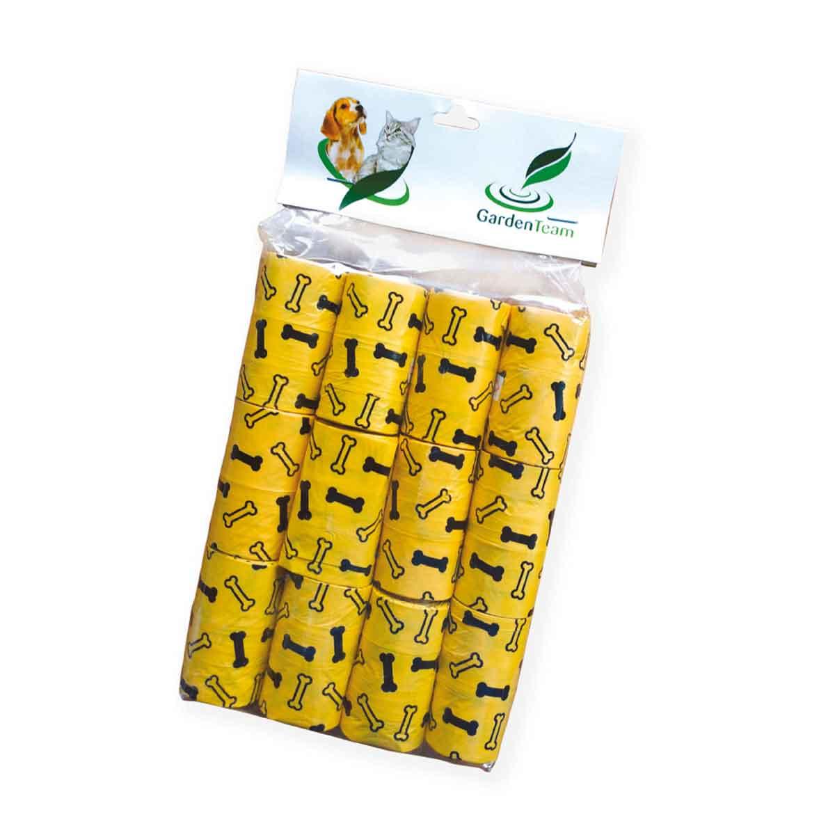 Sacchettini igienici ecologici da 24pz