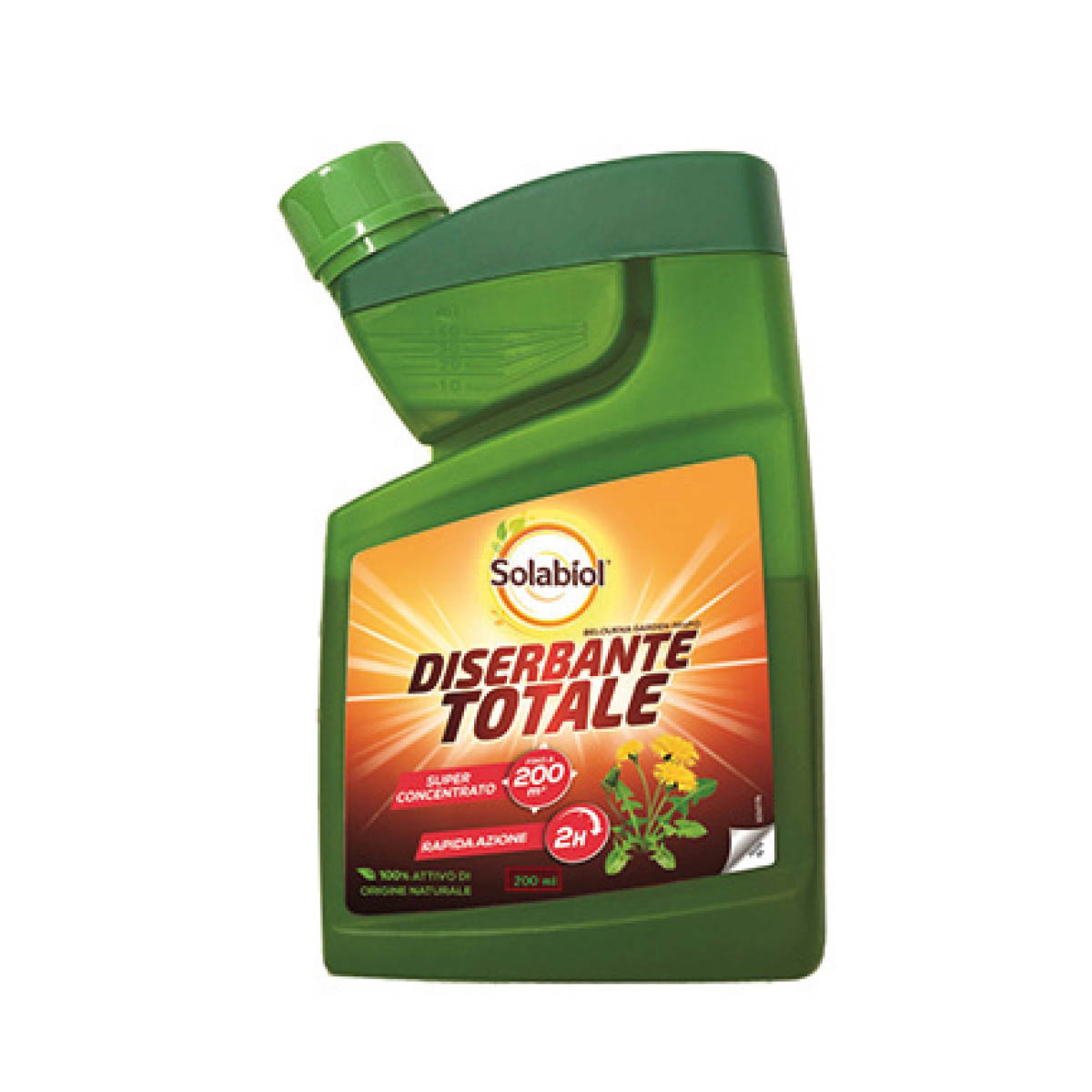 Solabiol Diserbante Beloukha Garden 200 ml