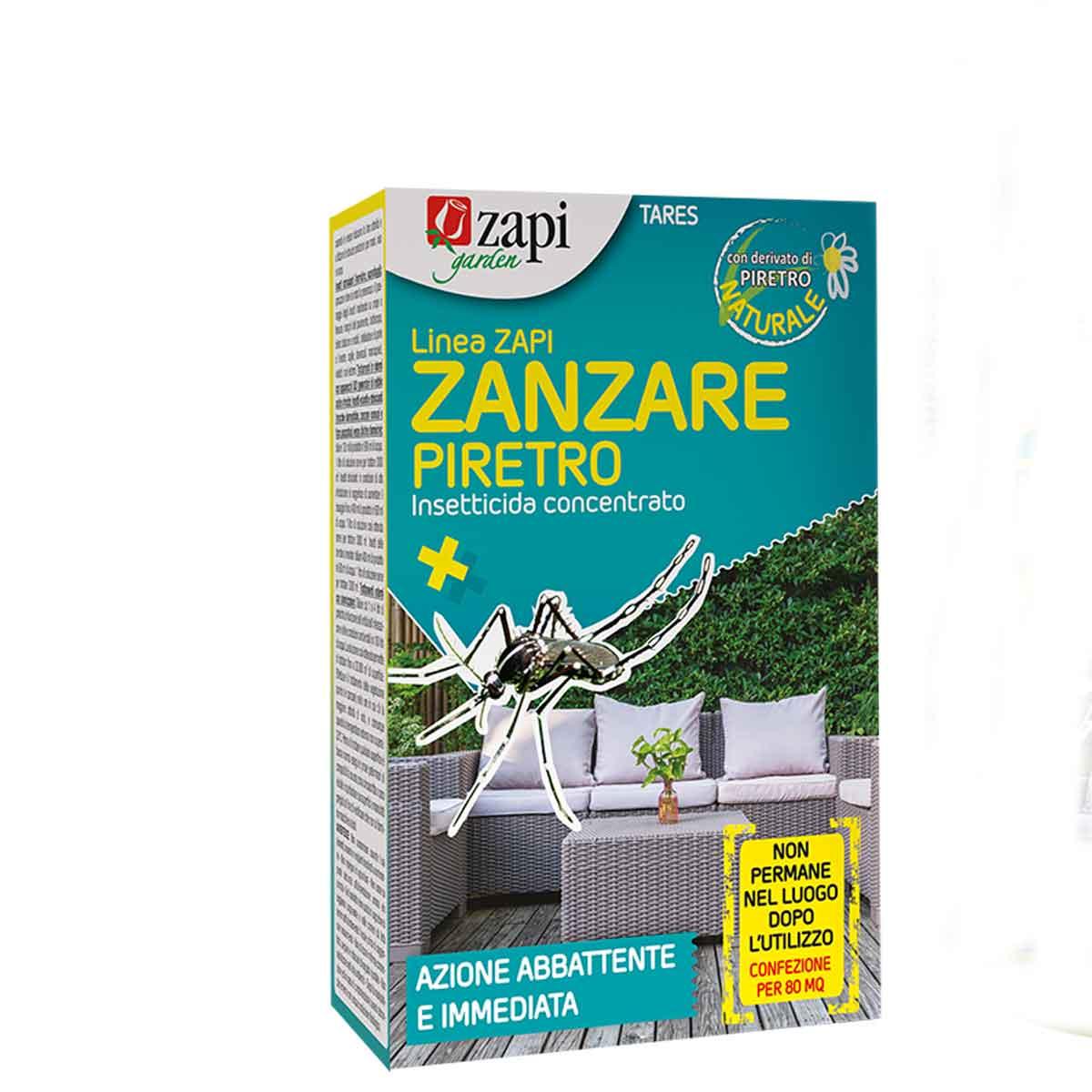 Zapi zanzare Concentrato al Piretro 100ml