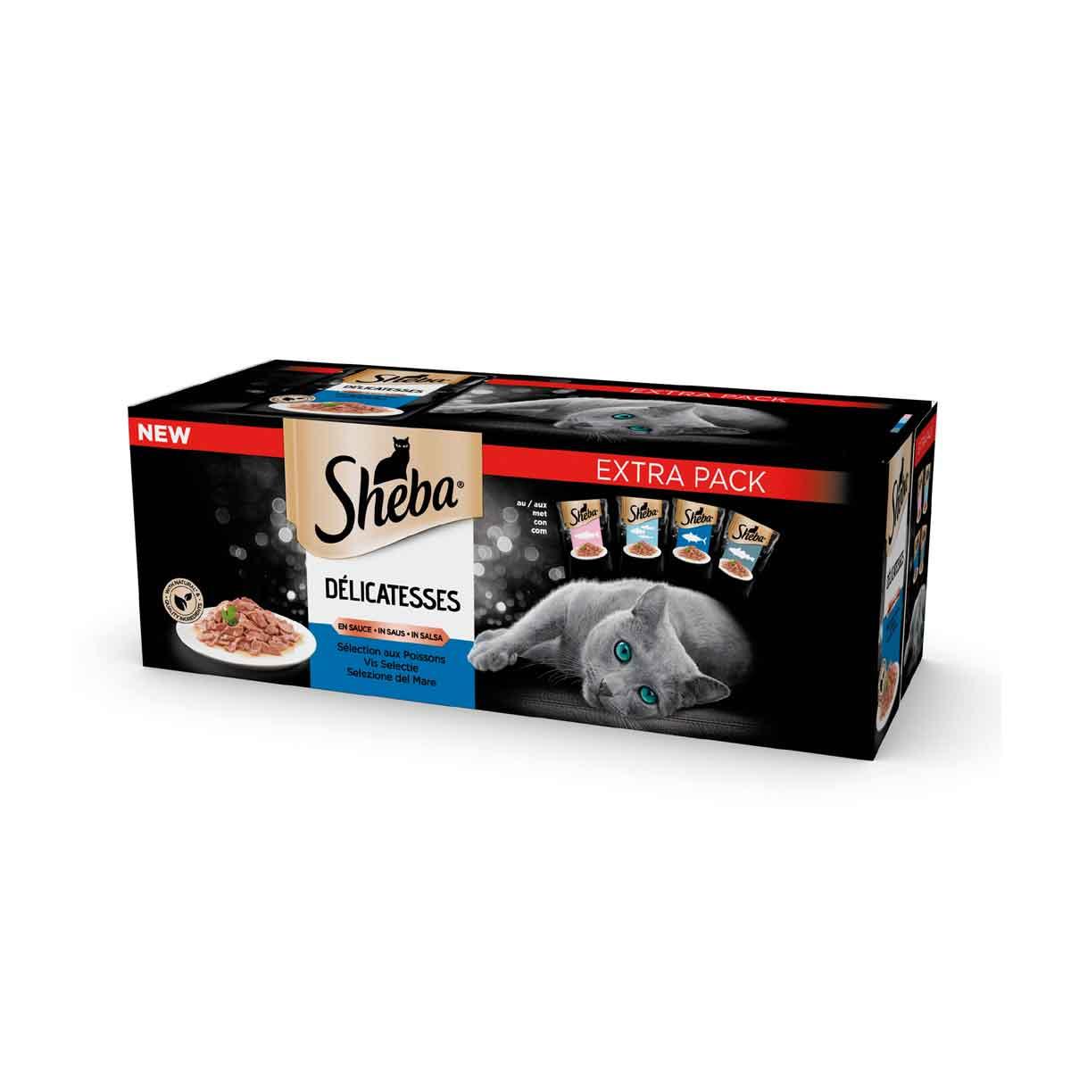 Sheba Delicatessen Multipack