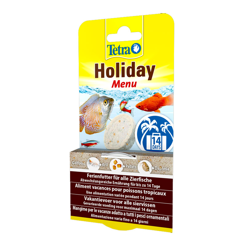 Tetra Holiday Menu