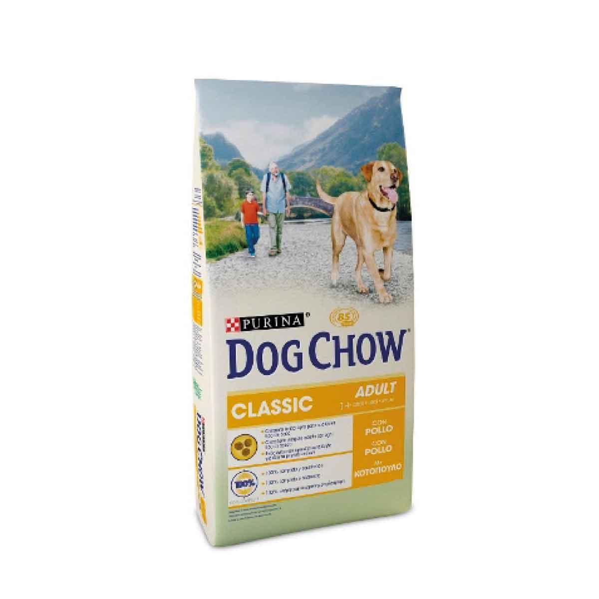 Tonus Dog Chow Classic 10 kg
