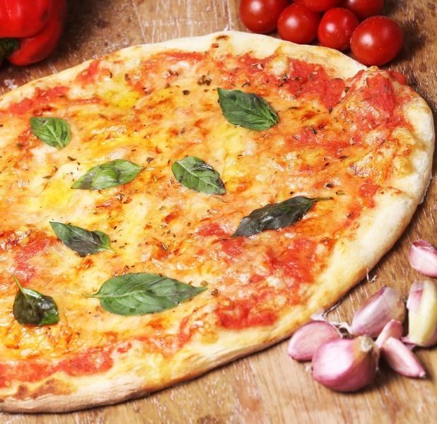 Pizza Napoletana | @Weber