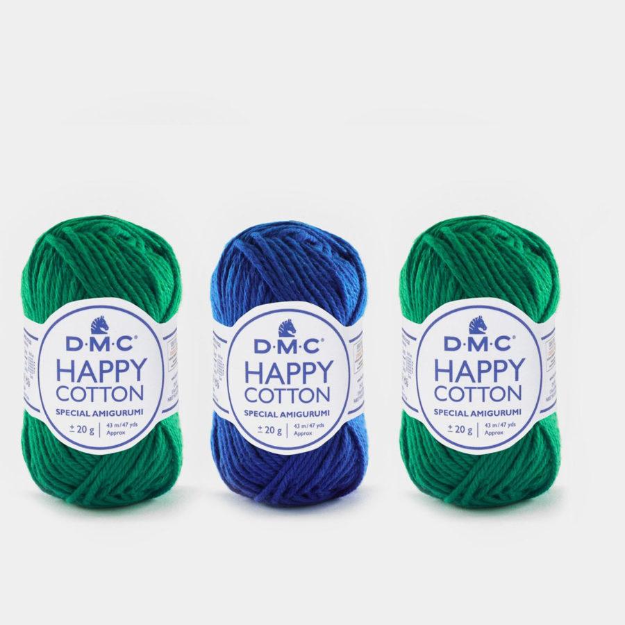 DMC Linea filati Happy Cotton