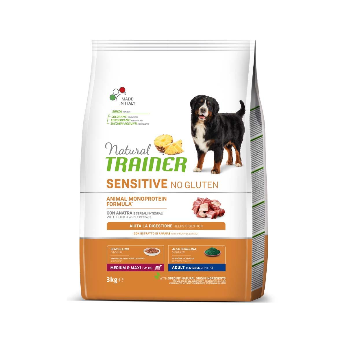 Linea Natural Trainer Sensitive 12kg