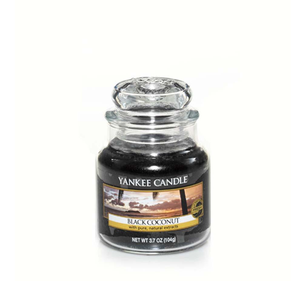 Yankee Candle Black Coconuts Giara Piccola