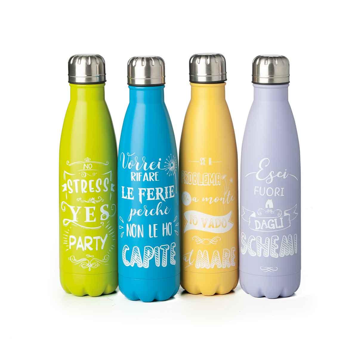 Bottiglie termiche 500 ml
