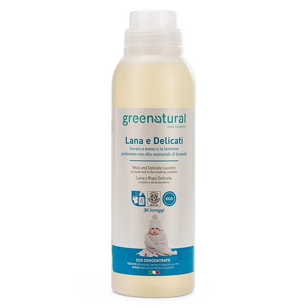 Greenatural – Bio Detergente Lavanderia – Bucato Lana e Delicati