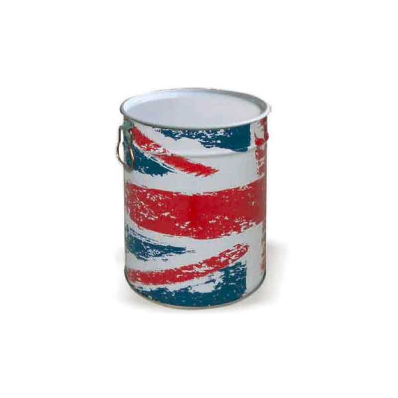Porta legna o pellet modello English