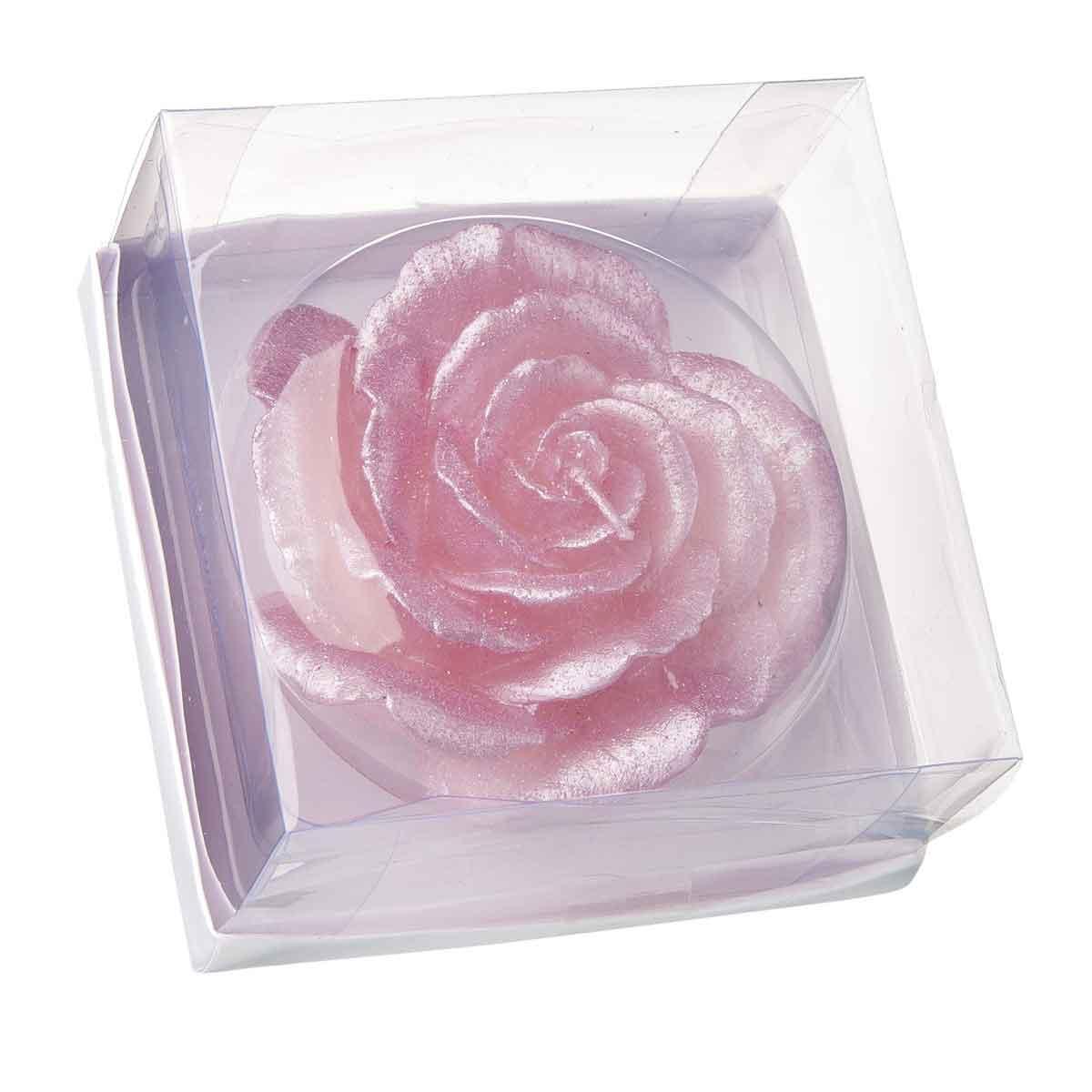 Candela rosa color… rosa