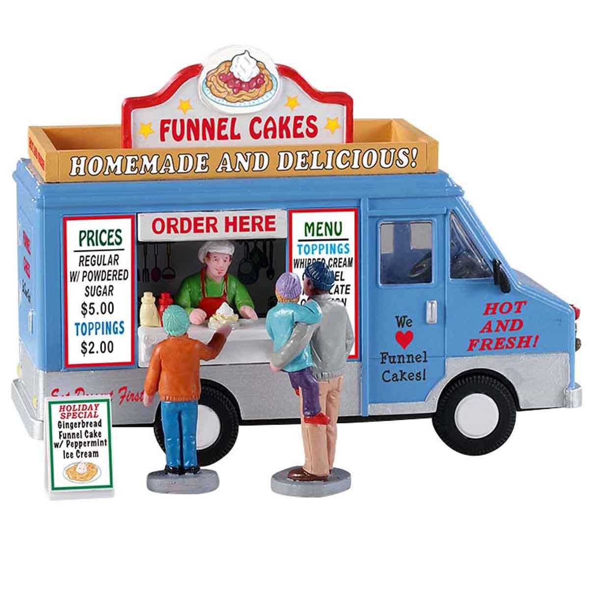 Lemax Food Truck di torte