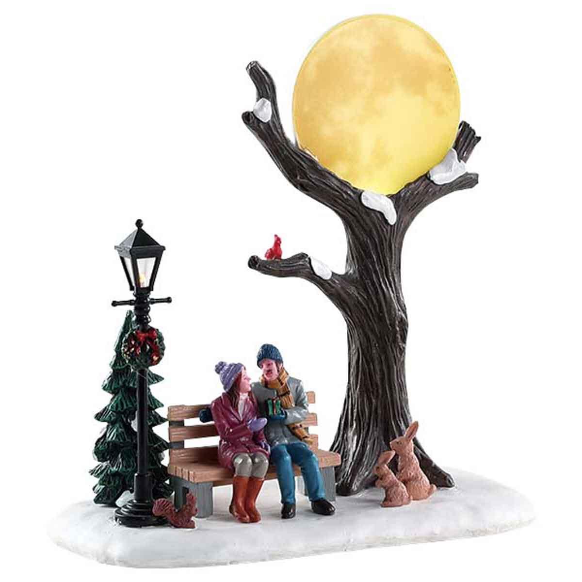 Lemax Luna a Natale