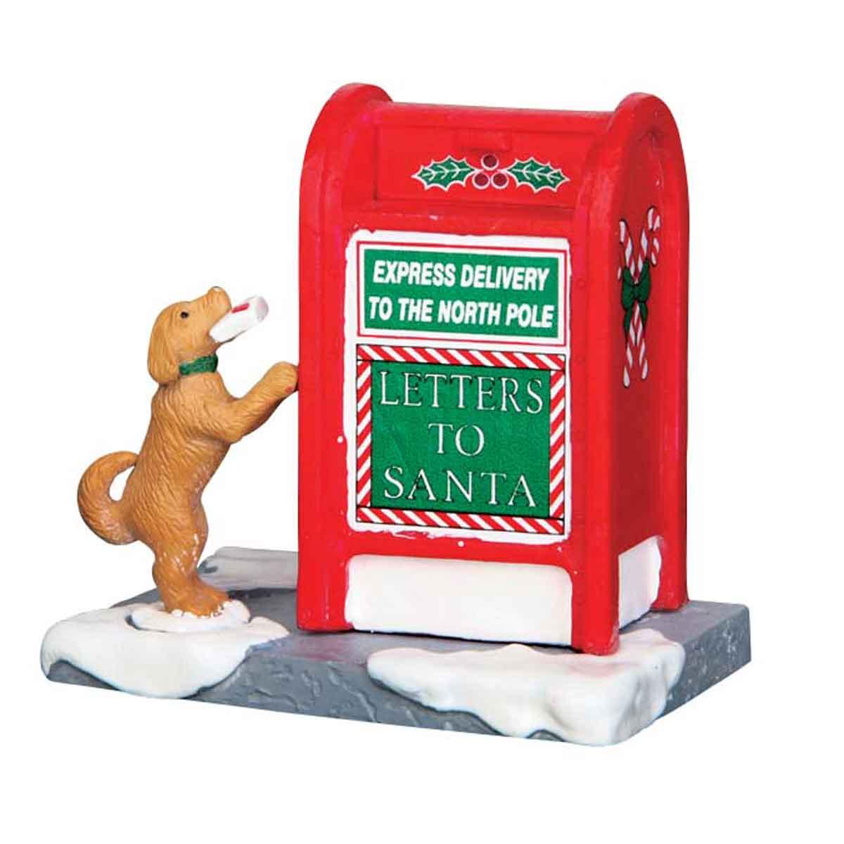 Lemax Posta di Babbo Natale