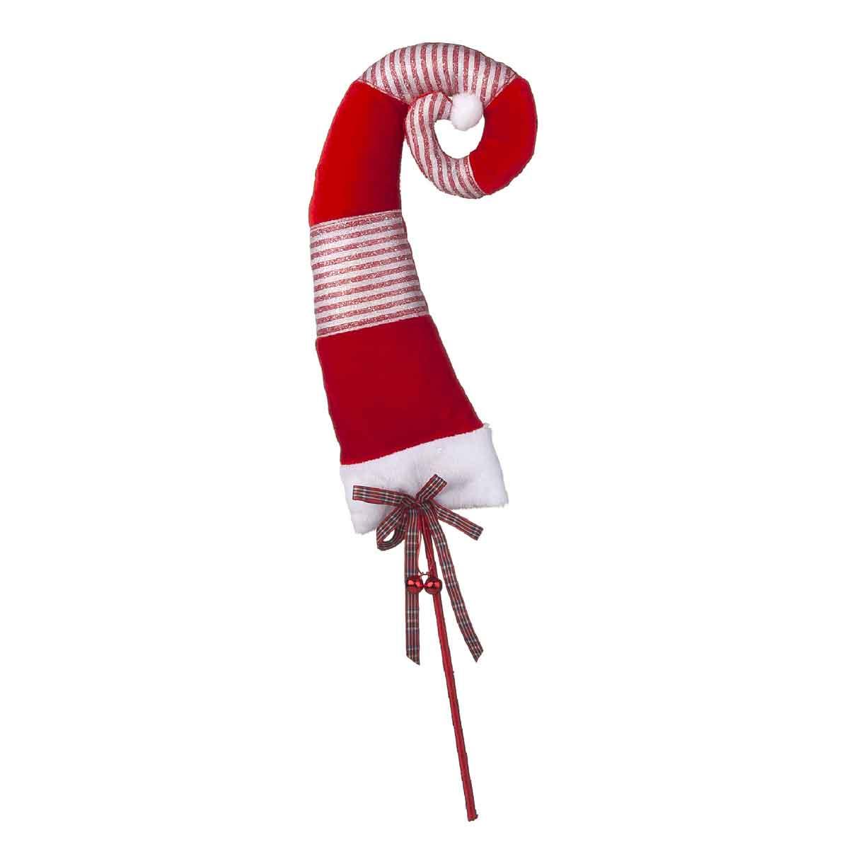 Pick con cappello elfo altezza 60cm