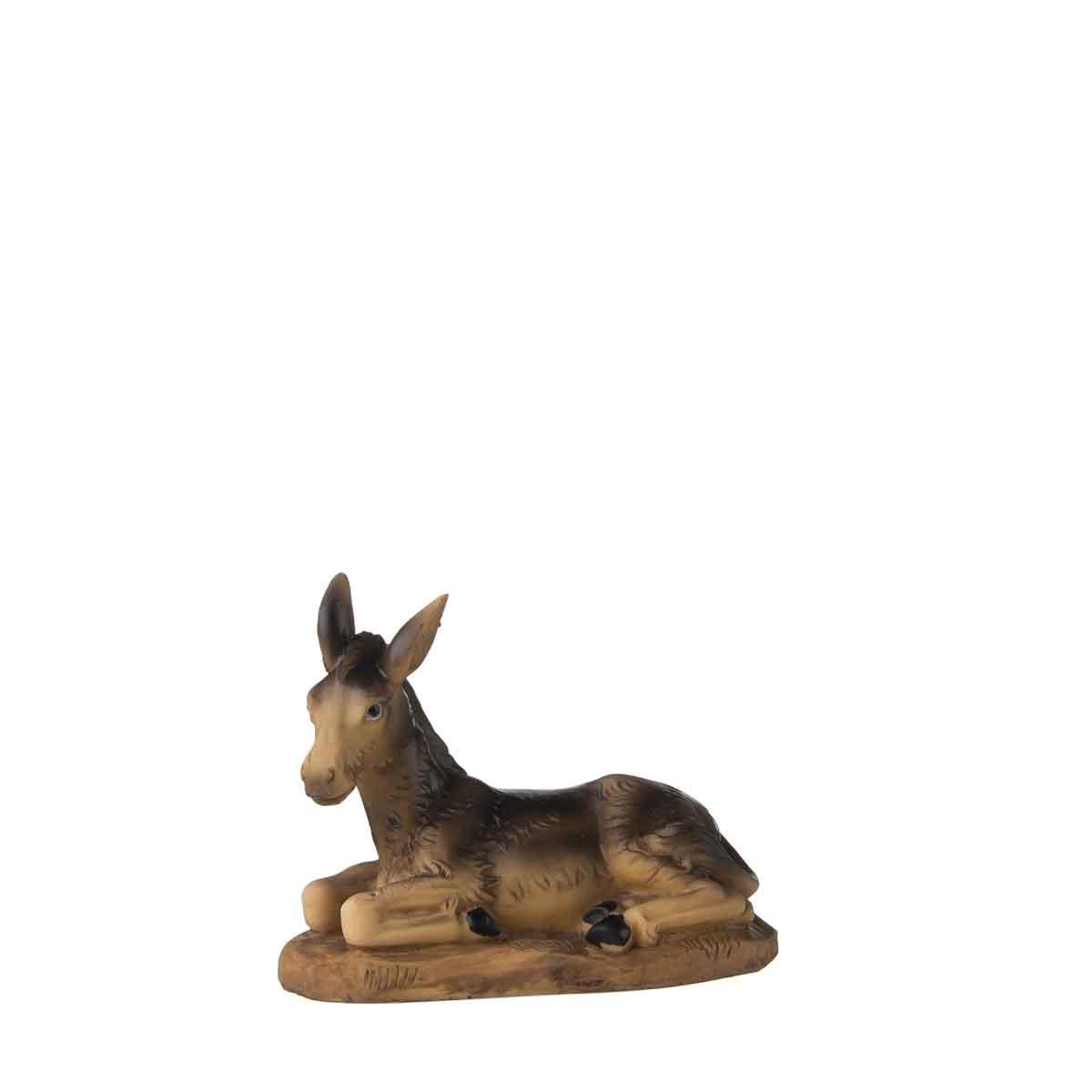 Presepe – Statuetta asino altezza 20cm