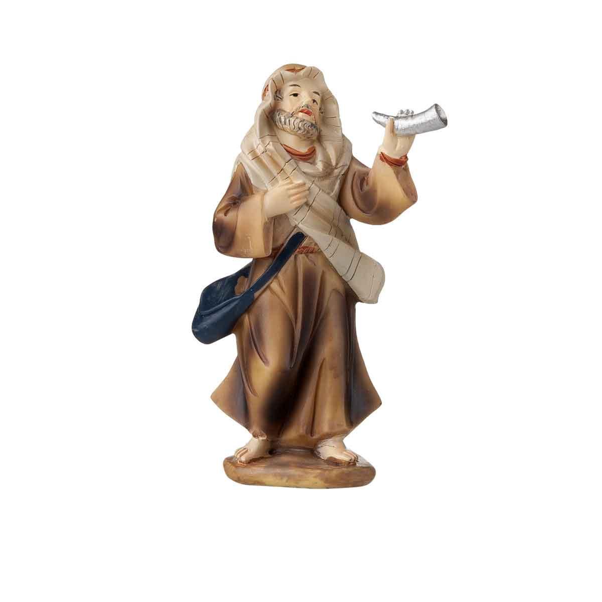 Presepe – Statuetta musicista altezza 12cm