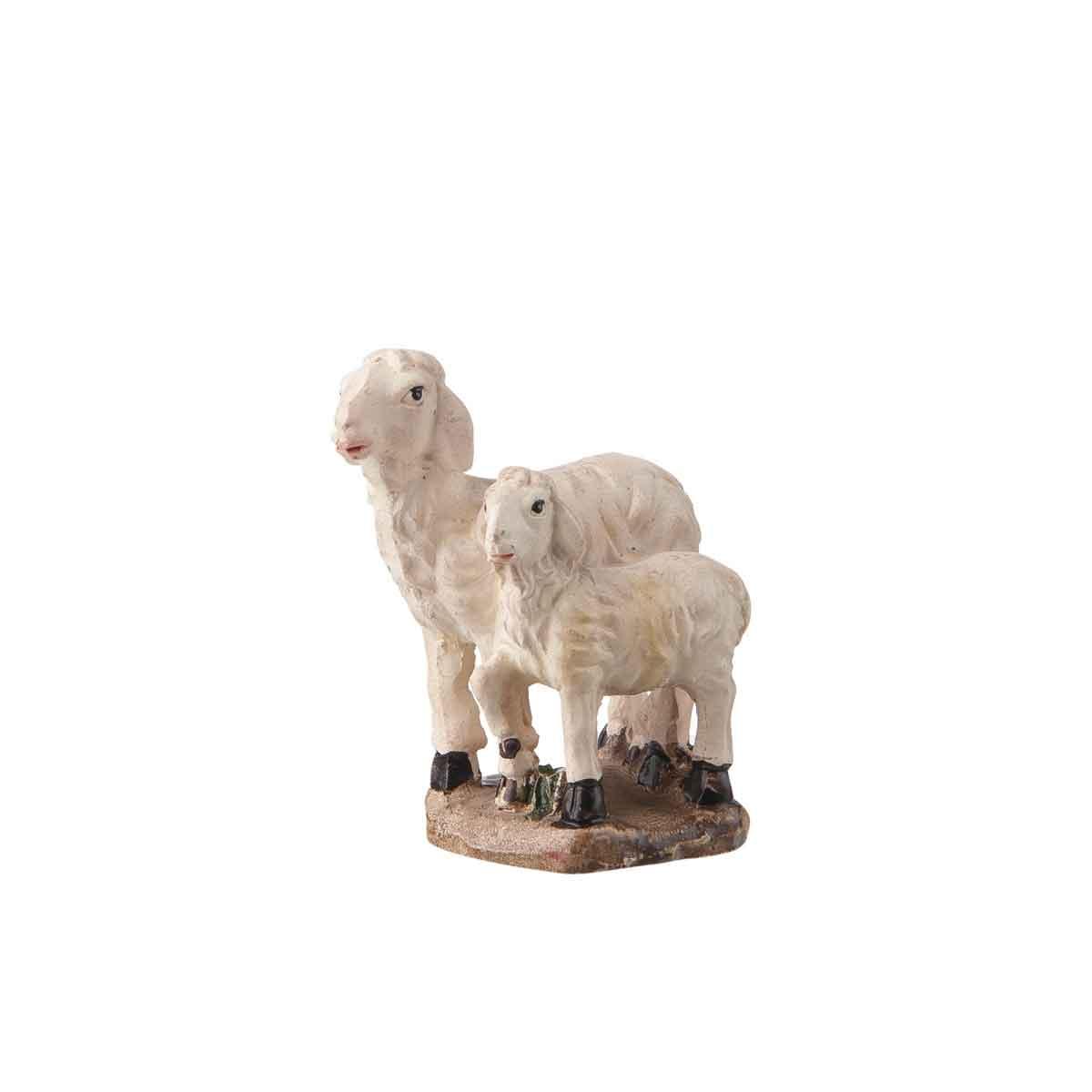 Presepe – Statuetta pecore 5cm