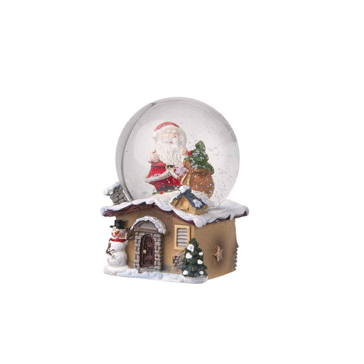 Waterball Babbo Natale