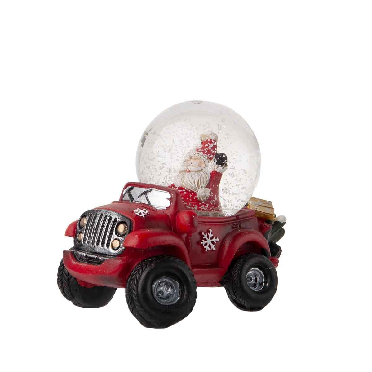 Waterball la macchinina di Babbo Natale