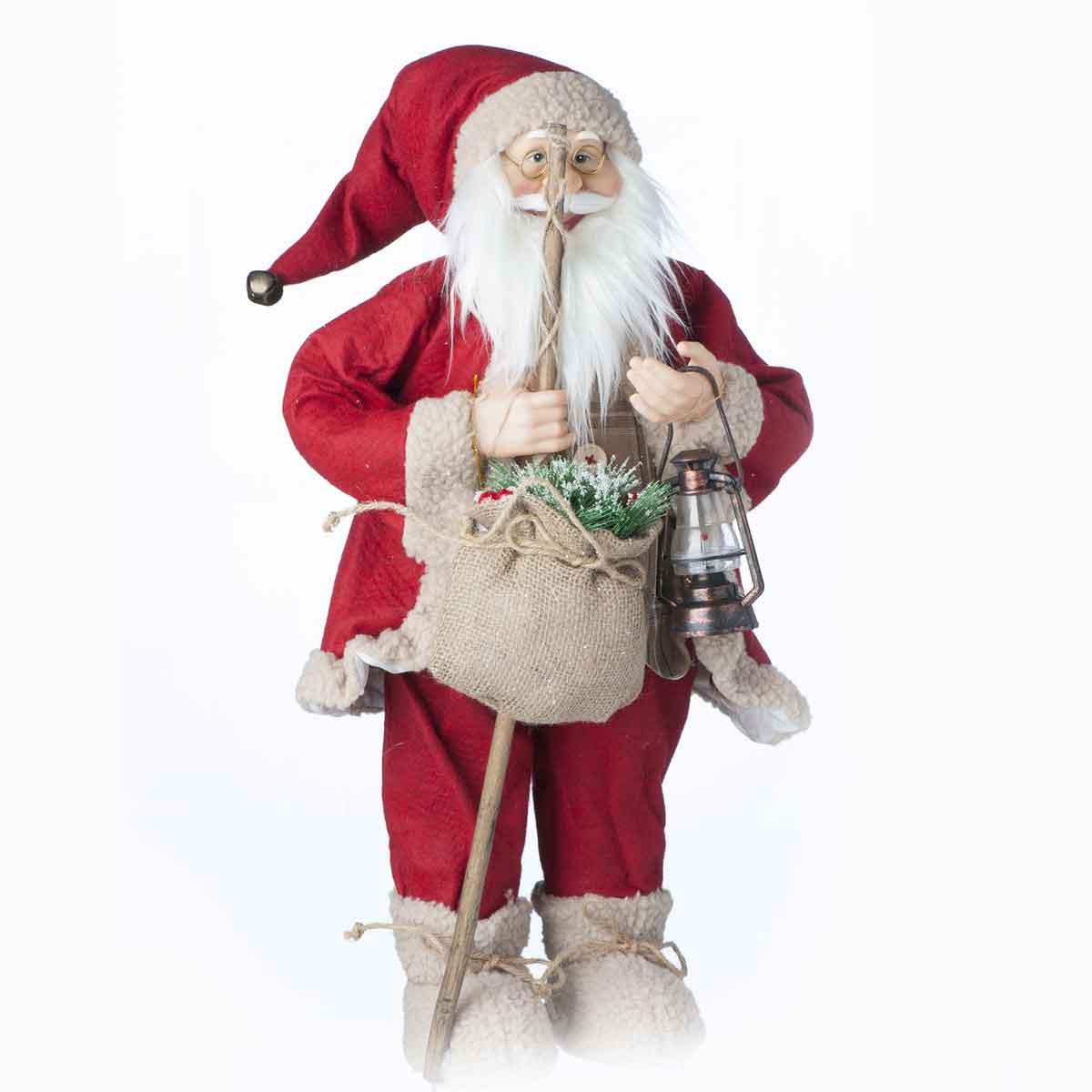 Babbo Natale con il suo sacco