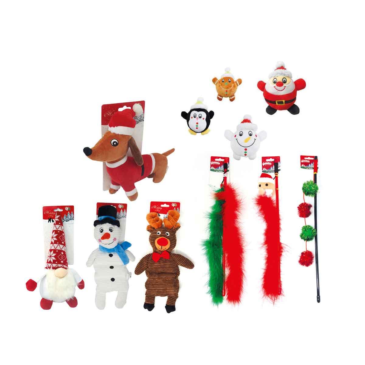 Giochi natalizi per i… 4 zampe