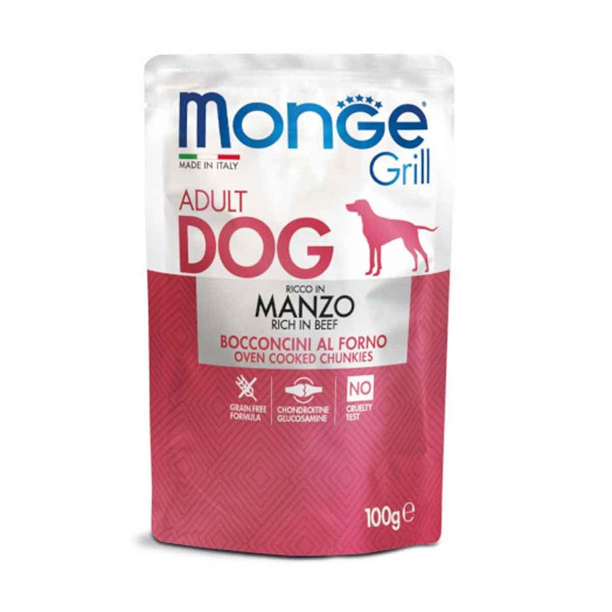 Linea Monge Grill 100 g
