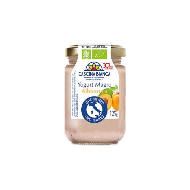 Yogurt magro all'albicocca Cascina Bianca