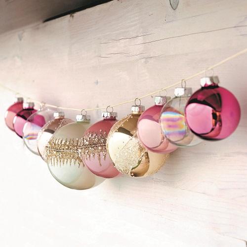 Non solo albero: 5 idee per decorare con le sfere in vetro