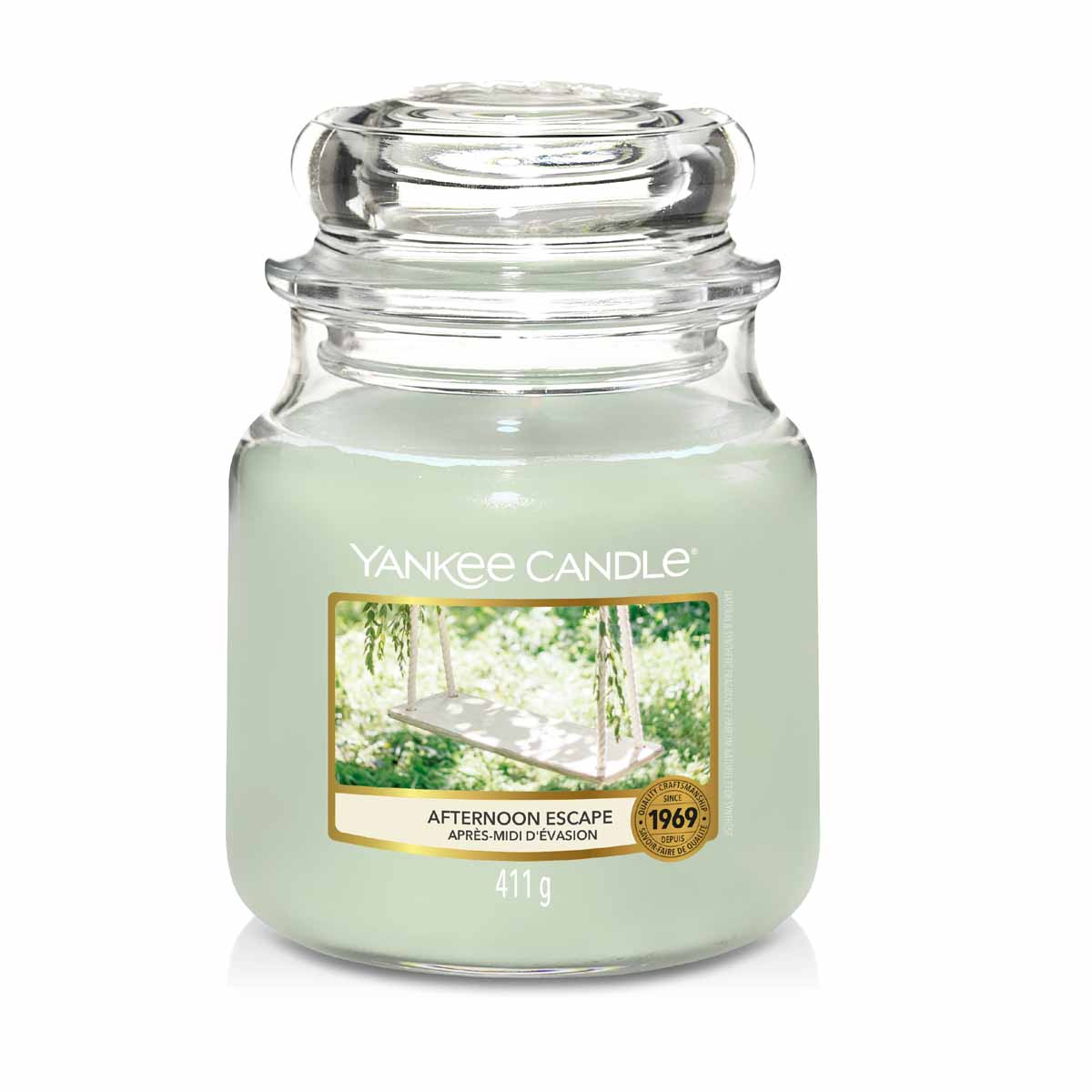 Yankee Candle Afternoon Escape Giara Media