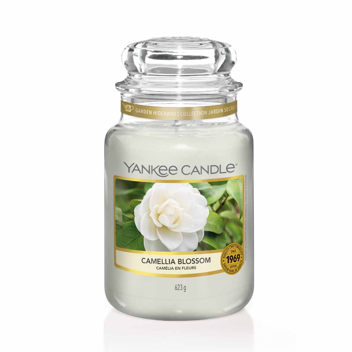 Yankee Candle Camellia Blossom Giara Grande
