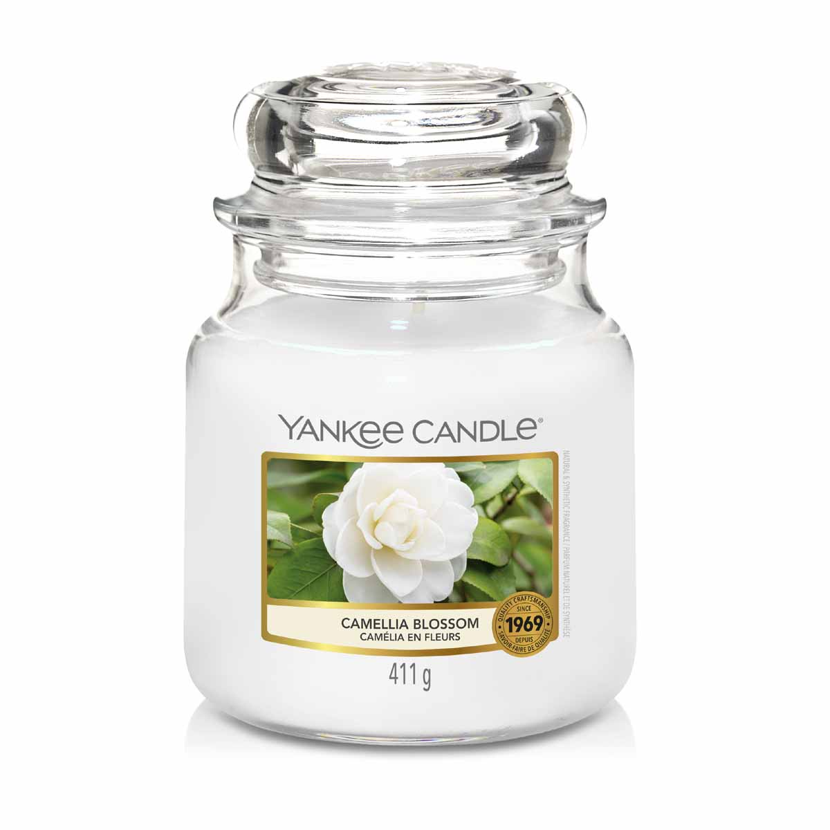 Yankee Candle Camellia Blossom Giara Media